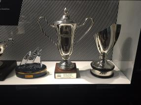 Pokale Michael Schumacher Ausstellung