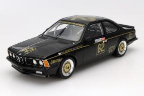 BMW 635 CSi Maßstab 1:18