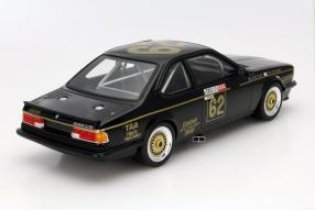 Model car BMW 635 CSi scale 1:18
