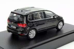 model car new Touran scale 1:43
