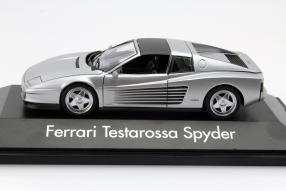 model car Ferrari 348 tb scale 1:43