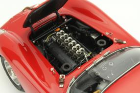 model car Ferrari 250 GTO scale 1:18
