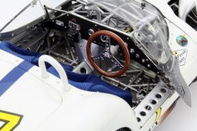 Modellauto Maserati Tipo 61 Birdcage Maßstab 1:18