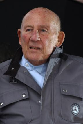 Sir Stirling Moss