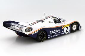 Modellauto Porsche 956 1:18 Stefan Bellof