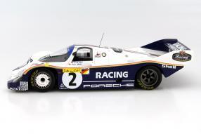 model car Porsche 956 1:18 Stefan Bellof
