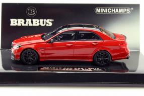 model car Brabus 850 E 63 scale 1:43