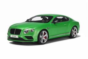 model car Bentley Continental GT V8 S scale 1:18
