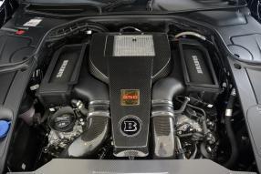 Motor im Brabus 850 S 63