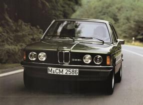 BMW 323i 1979
