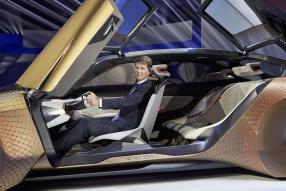 BMW Studie Next 100 Years