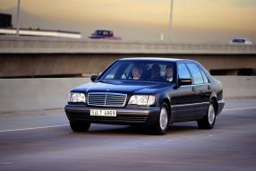 Mercedes-Benz S-Klasse W 140 1997