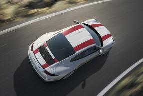Für Puristen: Porsche 911 R