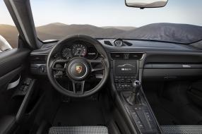 Innenraum Porsche 911 R