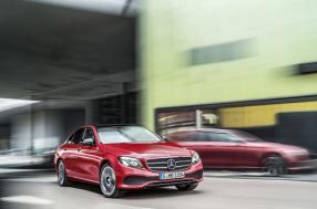 Neue Mercedes-Benz E-Klasse W 213