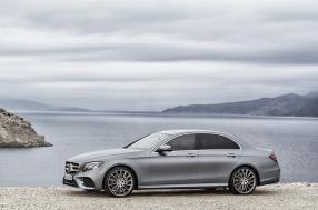 Der neue Mercedes-Benz W 213