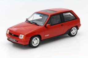 Opel Corsa A GSi 1:18