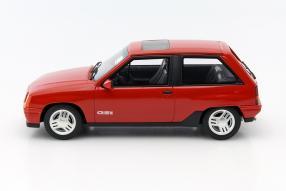 model car Opel Corsa A GSi scale 1:18