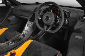 McLaren 675 LT Interieur