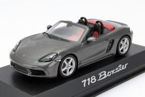 Porsche 718 Boxster 1:43