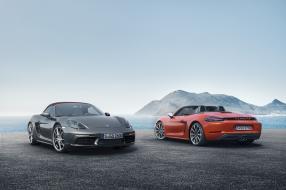 Schärfere Linien: Porsche 718 Boxster