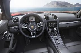 Interieur Porsche 718 Boxster