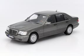 Mercedes-Benz S 600 1:18