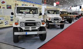 Toyota Land Cruiser wird 65