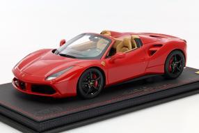 Ferrari 488 Spider 1:18