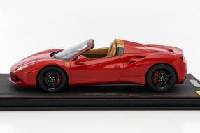 Modellauto Ferrari 488 Spider 1:18