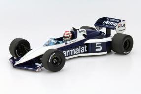 Brabham BT52 Piquet 1:18