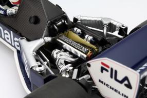 Minichamps Modell Brabham BT52 Piquet 1:18