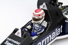 model car Brabham BT52 Piquet scale 1:18