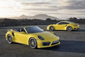 Porsche 911 / 991 II Turbo S