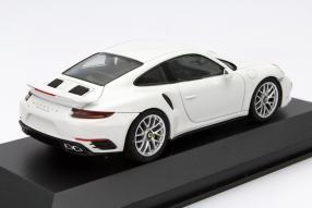model car Porsche 911 991/II Turbo Herpa scale 1:43