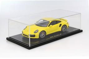 model car Porsche 911 991/II Turbo S 1:18