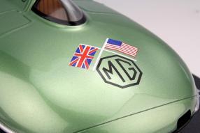 Model car MG EX181 Land Speed Record Car 1959 1:18