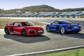 Audi R8 2. Generation ausgezeichnet