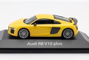 Modellauto Audi R8 Maßstab 1:43