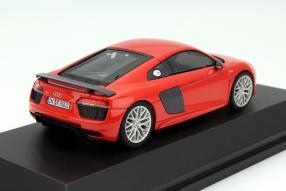 model car Audi R8 scale 1:43
