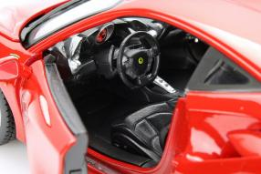 Bburago Ferrari 488 GTB Maßstab 1:18