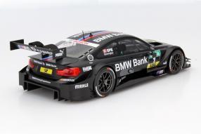Modellauto BMW M4 DTM 2015 Maßstab 1:18