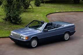 Mercedes-Benz W 201 Cabriolet Prototyp 1990