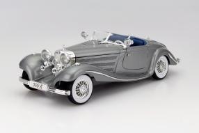 model car Mercedes-Benz 500 K Special Roadster 1:18