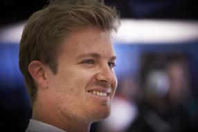 Nico Rosberg in Bahrain 2016