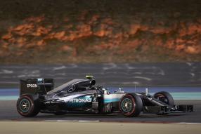 Formel 1 2016 Nico Rosberg