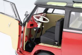 Volkswagen Samba Bus Modellauto 1:18