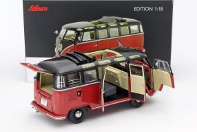 Samba Bus Modellauto 1:18