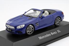 Mercedes-Benz SL neu Modellauto 1:43