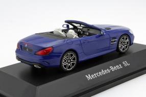 Modellauto Mercedes-Benz SL neu Maßstab 1:43